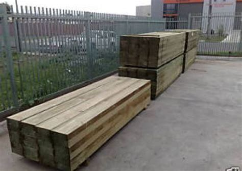 treated pine sleepers melbourne hume city timber