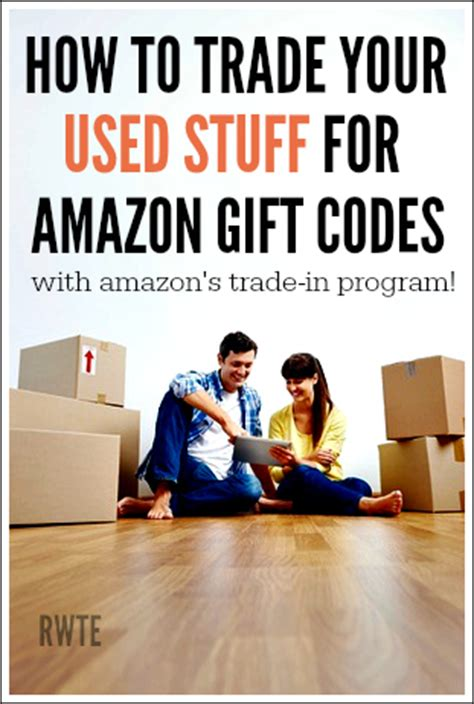 How To Trade Gift Cards - how to trade your stuff in for amazon gift cards