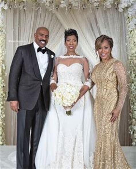 steve harvey daughter wedding steve harvey at his daughter s wedding i love weddings