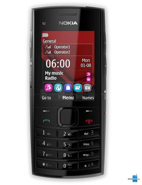 Handphone Nokia X2 nokia x2 02 specs
