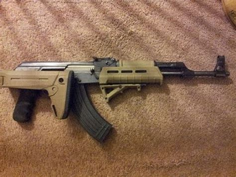Mak 90 Furniture by Magpul Furniture Upgrade Nornico Mak 90 Ak47