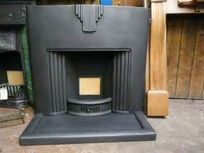 Mantels For Gas Fireplaces - 104lc art deco fireplace old fireplaces