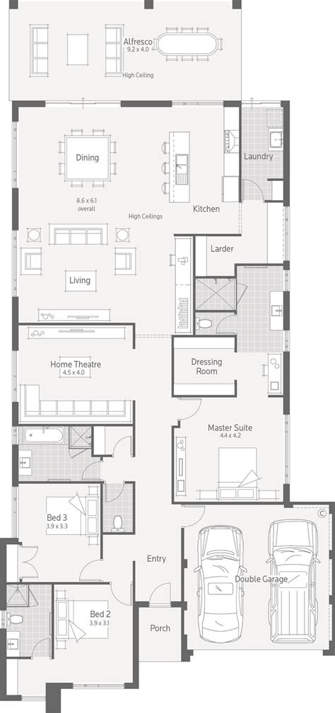 Dale Alcock House Plans Nine Dale Alcock Homes House Plans House Timber Flooring And Bedrooms