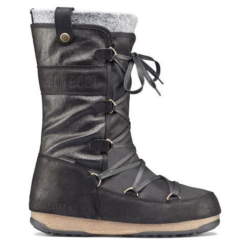 moon boots womens womens original tecnica moon boot we monaco mix winter