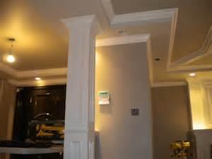 interior home columns interior columns minotavros painting inc