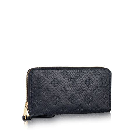 Lv Pattern Wallet | zippy wallet python small leather goods louis vuitton