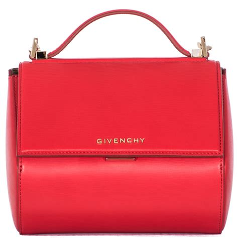 Bag 2 In 1 Nbwrtvg4hh givenchy leather quot pandora box chain quot mini bag in lyst
