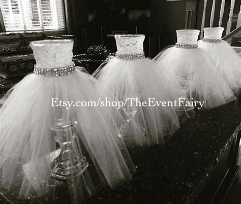 Wedding Dress Vase by Centerpiece Wedding Dress Vase