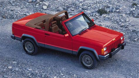 Jeep Xj Convertible Our 10 Favorite Jeep Concepts Of All Time