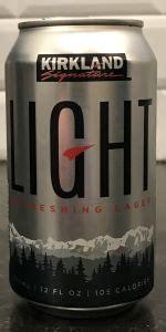 kirkland light beer discontinued kirkland signature light beer minhas craft brewery