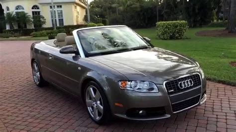 Audi A4 S Line For Sale 2009 Sold 2009 Audi A4 S Line Convertible For Sale By