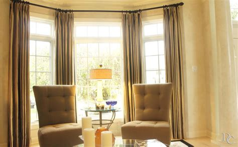 bay window window treatments window covering ideas for bay window curtains for bay