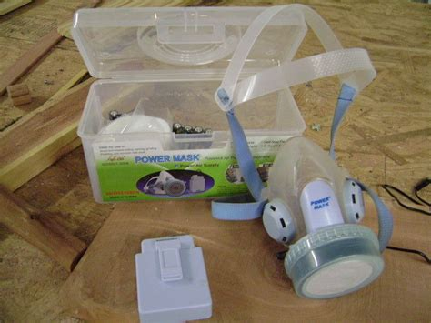 powered dust mask woodworking review powered respirator at a reasonable price by