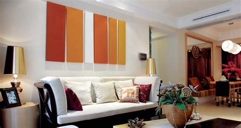 orange and white living room ideas orange white living room interior design ideas