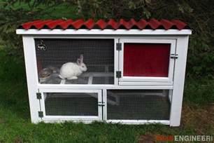 diy bunny hutch diy rabbit hutch plans free easy rogue engineer