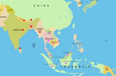 asia s habitat conservation of asian elephants in southeast asia