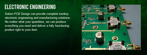 electronic layout engineer pcb design service electronic engineering pcb