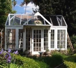 House Made Of Doors The Of Up Cycling Diy Greenhouses Build A Green