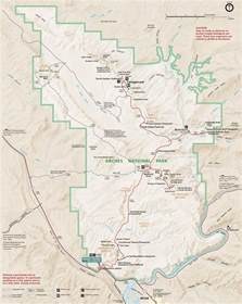 us national parks map pdf arches maps npmaps just free maps period