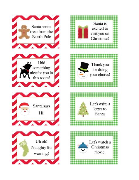 printable elf notes elf on the shelf free printables click here to get the