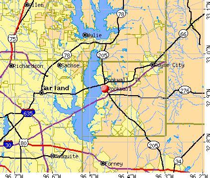 map rockwall texas humanidad y cosmos la gran muralla de texas