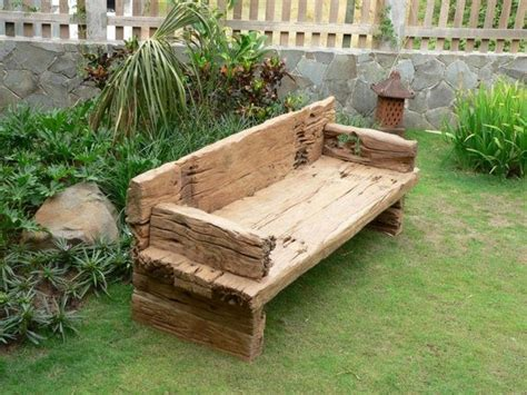 Garden Furniture Made From Railway Sleepers by Garden Sleepers Ideas Reclaimed Railway Sleepers Diy
