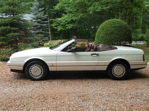 Cadillac Allante Parts by 1988 Cadillac Allante Convertible For Sale 1763054
