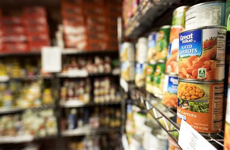 Food Pantry Rock by Trojan Food Pantry Thriving One Month After Opening News