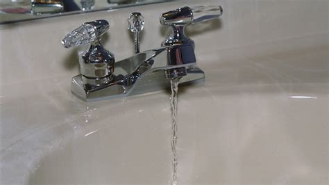 Drip Faucet To Prevent Freezing by Prevent Burst Pipes By Letting Faucets Drip In Freezing
