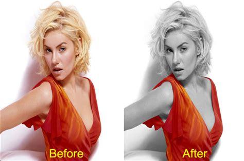 cara edit foto efek color splash di photoshop tutorial membuat efek color splash pada foto menggunakan