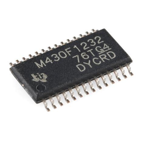 Ic Tea6321t Smd 1 msp430 smd ic 11107 sparkfun electronics