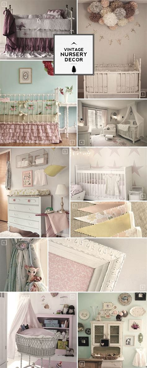 Vintage Nursery Decor Vintage Nursery Decor Pictures Photos And Images For And