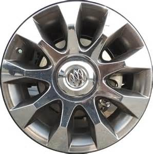 Rims For Buick Enclave Buick Enclave Wheels Rims Wheel Stock Oem Replacement