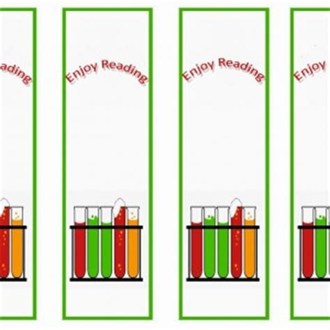 printable science bookmarks science bookmarks birthday printable