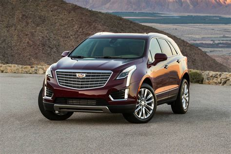 Suv Cadillac by 2018 Cadillac Xt5 Suv Pricing For Sale Edmunds