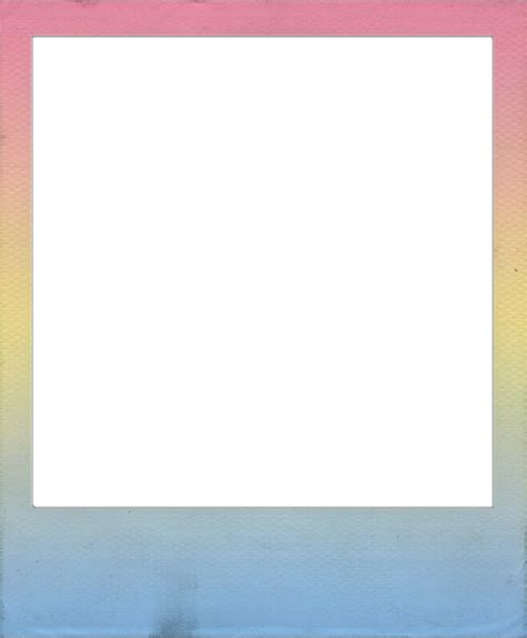 polaroid frame template polaroid template not mine uploaded by on we it