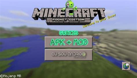 minecraft apk torrent minecraft pocket edition mod v1 0 5 54 apk eu sou android