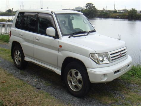 mitsubishi pajero io 2000 mitsubishi pajero io 4wd 2000 used for sale