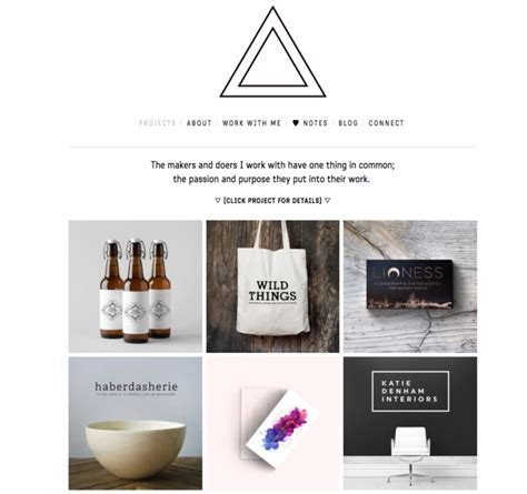 Ask Yourself These Six Questions Branding With Steph Zangeneh Azam Squarespace Design Milk Basil Template Squarespace