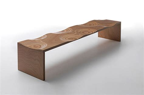 panchine di design panche in legno da interni dal design unico mondodesign it