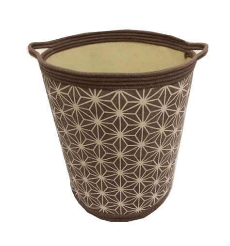 Printed Laundry Basket shape printed linen laundry basket buy laundry