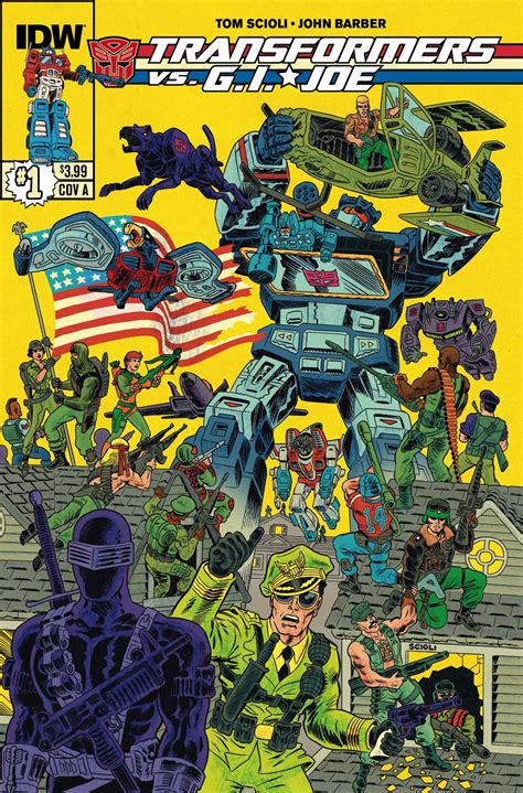 transformers vs g i joe the quintessential collection transformers vs g i joe oversized hardcover listed