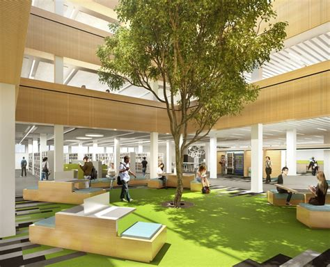 Furniture Design Software 163 8 6m refurbishment planned for lancaster university library