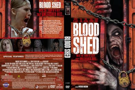 blood shed dvd covers labels by covercity