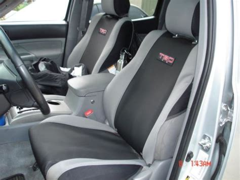 Seat Covers For 2014 Toyota Tacoma Wtb Trd Tacoma Seat Covers Tacoma World