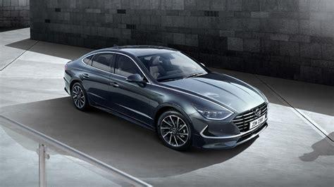 2020 Hyundai Sonata by 2020 Hyundai Sonata Reveals Striking New Design Ahead Of