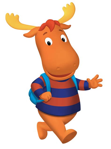 Backyardigans Characters Characters Backyardigans Png S
