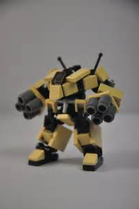 lego micro mech viewing gallery