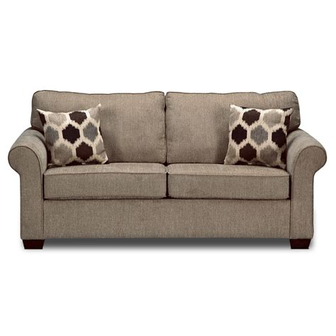 Sleeper Sofa Loveseat Furnishings For Every Room And Store Furniture Sales Value City Furniture