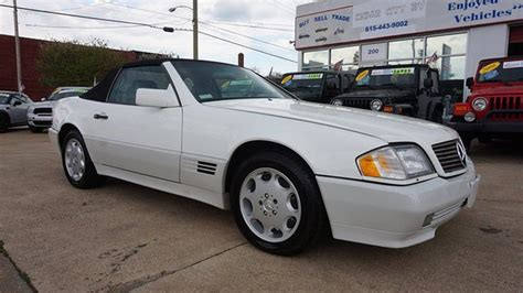 1995 mercedes benz sl500 for sale near lebanon tennessee 37087 classics on autotrader
